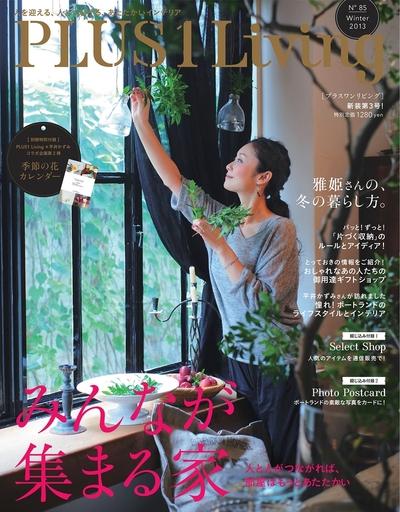 PLUS1 Living No.85-電子書籍