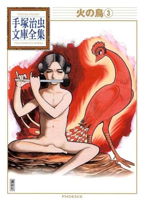 火の鳥 手塚治虫文庫全集(3)拡大写真