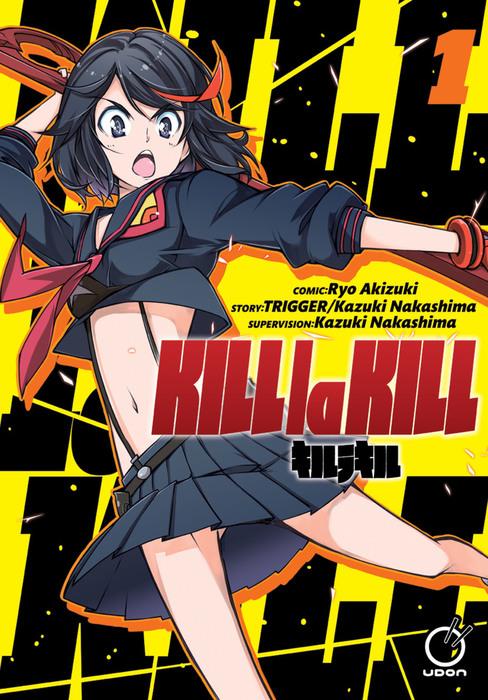 Kill la Kill Vol.1拡大写真
