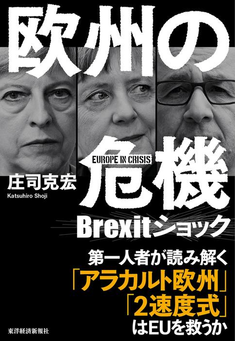 欧州の危機―Brexitショック拡大写真