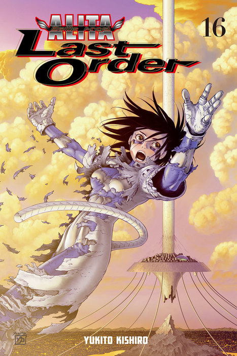 Battle Angel Alita: Last Order 16拡大写真