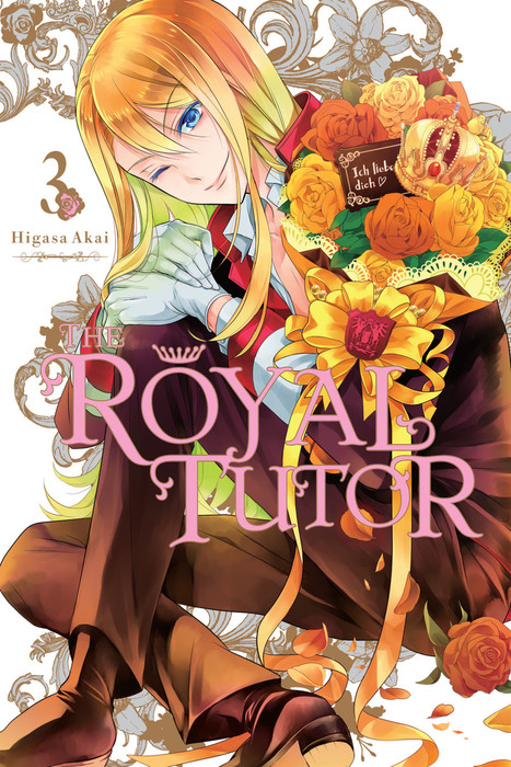 The Royal Tutor, Vol. 3拡大写真