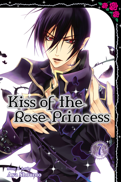 Kiss of the Rose Princess, Volume 7拡大写真