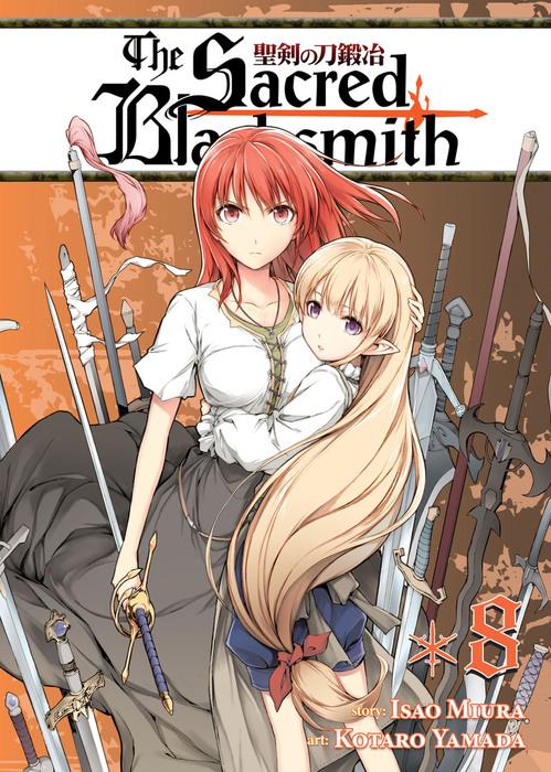 The Sacred Blacksmith Vol. 8拡大写真
