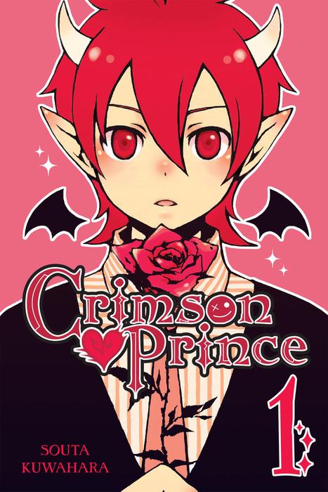 Crimson Prince, Vol. 1拡大写真