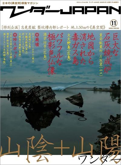 ワンダーJAPAN vol.11-電子書籍