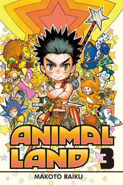 Animal Land 3-電子書籍