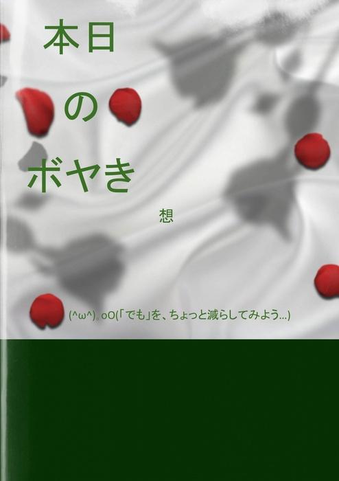 本日のボヤき-電子書籍-拡大画像