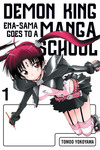 Demon King Ena-sama Goes to a Manga School, Vol. 1-電子書籍
