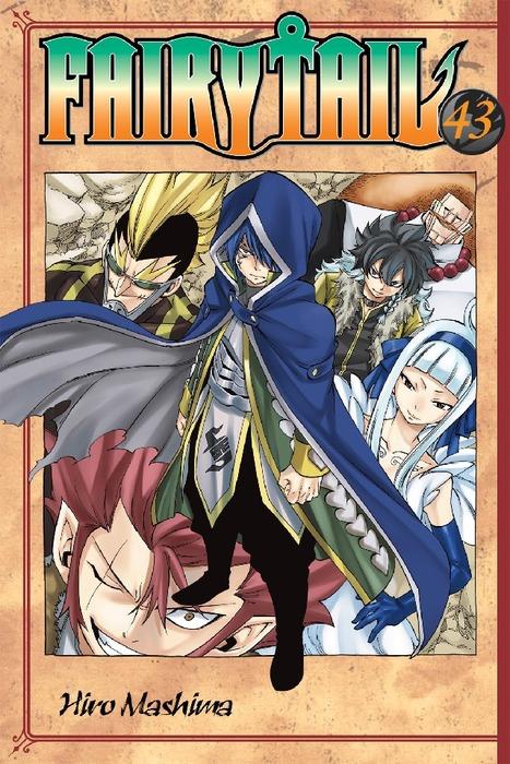 Fairy Tail 43-電子書籍-拡大画像