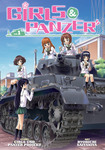 Girls und Panzer Vol. 1-電子書籍