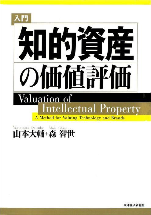 入門 知的資産の価値評価拡大写真