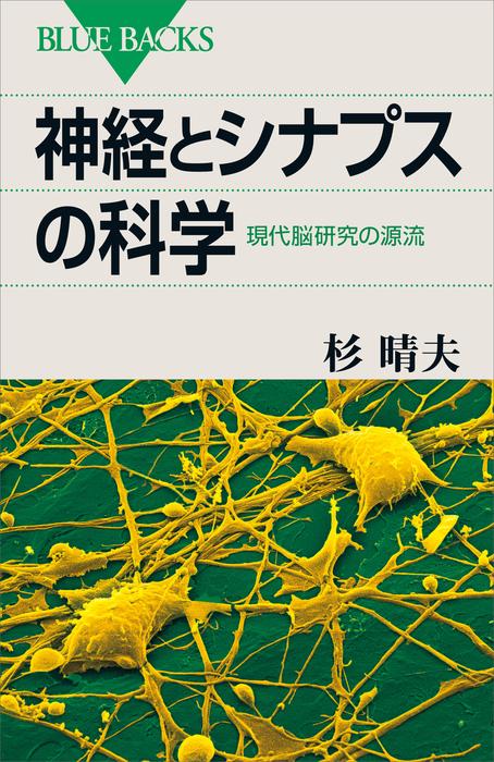 神経とシナプスの科学 現代脳研究の源流拡大写真
