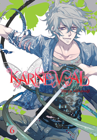Karneval, Vol. 6-電子書籍