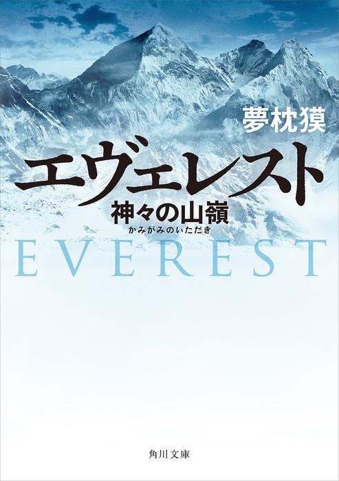 エヴェレスト 神々の山嶺拡大写真