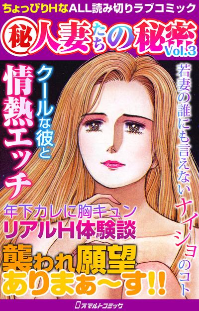 人妻たちの秘密(ヒミツ) Vol.3-電子書籍