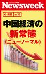 中国経済の新常態(ニューノーマル)(ニューズウィーク日本版e-新書No.35)-電子書籍