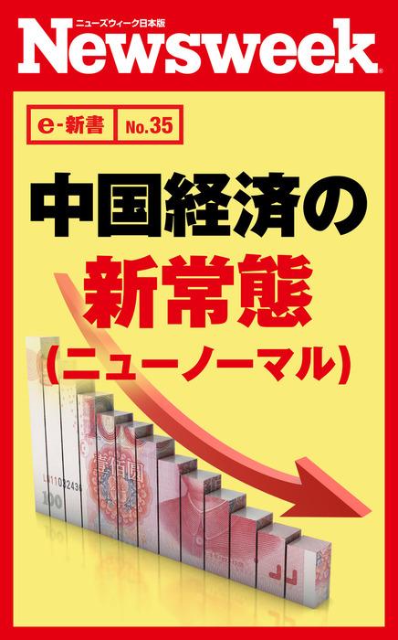 中国経済の新常態(ニューノーマル)(ニューズウィーク日本版e-新書No.35)拡大写真