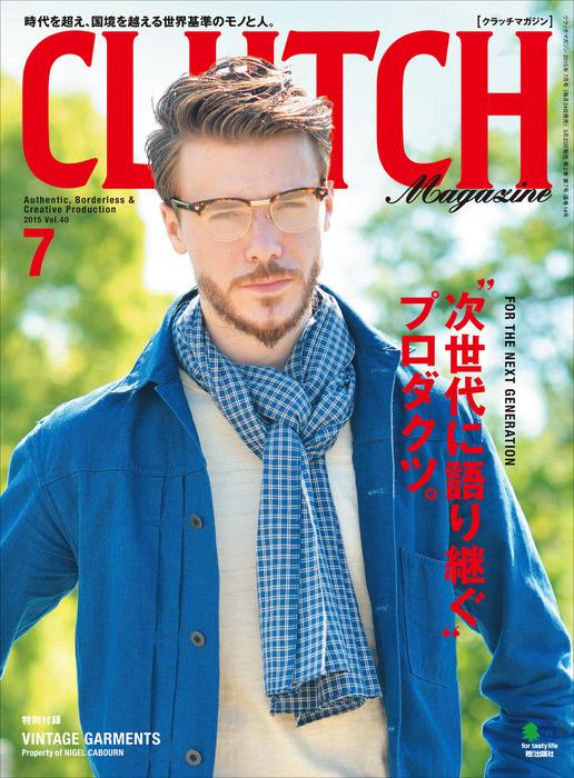 CLUTCH Magazine Vol.40拡大写真