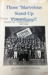 """Those """"Marvelous Stand-Up Comedians!!-電子書籍"""