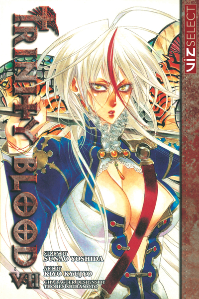 Trinity Blood, Volume 7