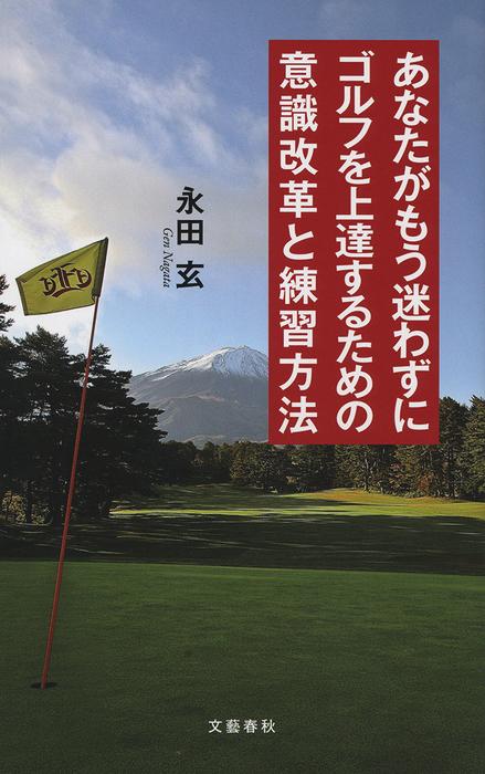 あなたがもう迷わずにゴルフを上達するための意識改革と練習方法拡大写真