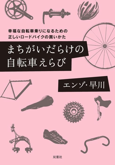 まちがいだらけの自転車えらび 幸福な自転車乗りになるための正しいロードバイクの買いかた拡大写真