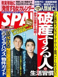 週刊SPA! 2015/12/22号