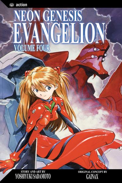 Neon Genesis Evangelion, Vol. 4-電子書籍
