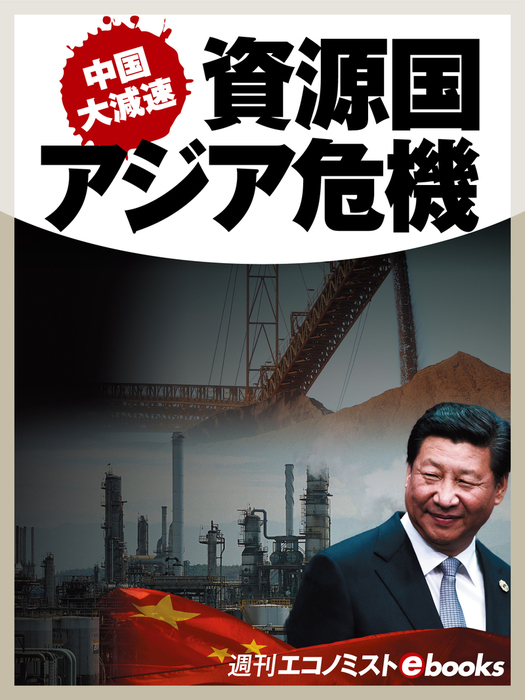 中国大減速 資源国・アジア危機-電子書籍-拡大画像