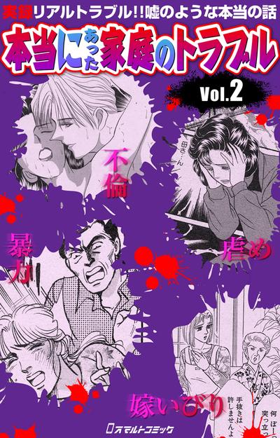 本当にあった家庭のトラブル Vol.2-電子書籍