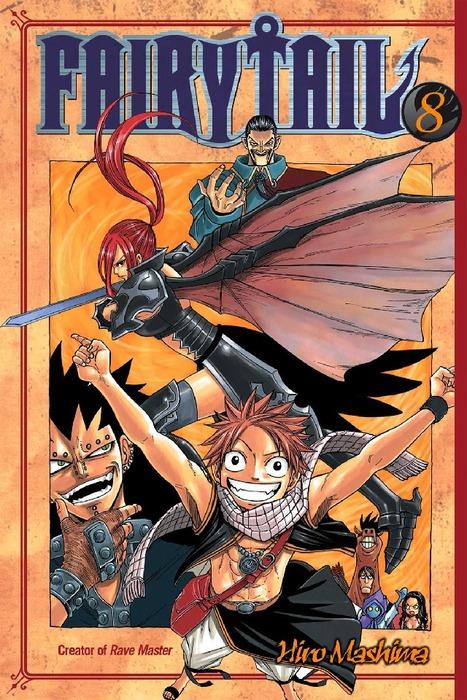 Fairy Tail 8-電子書籍-拡大画像