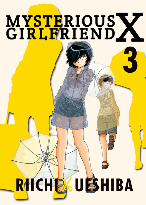 Mysterious Girlfriend X Volume 3拡大写真