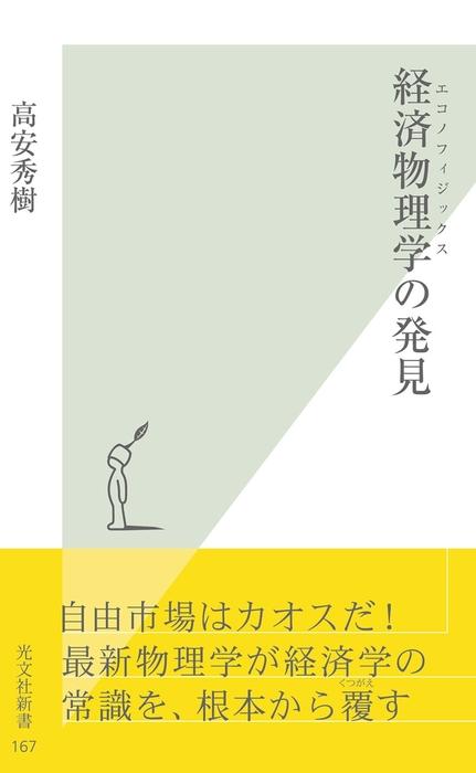経済物理学(エコノフィジックス)の発見-電子書籍-拡大画像