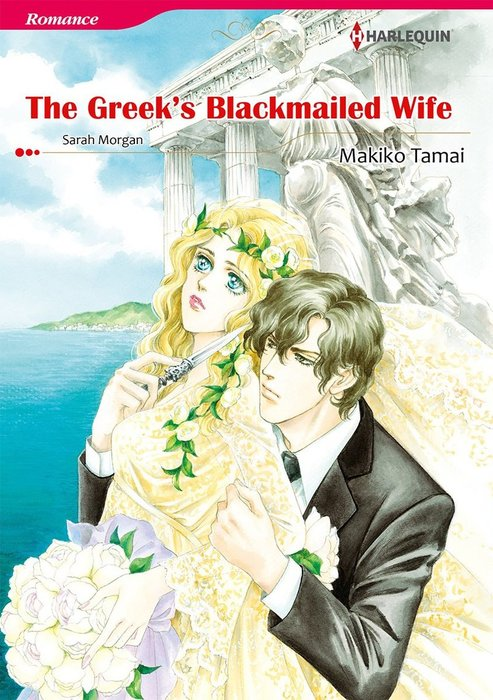 The Greek's Blackmailed Wife-電子書籍-拡大画像