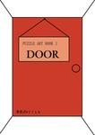 PUZZLE ART BOOK 1 -DOOR--電子書籍