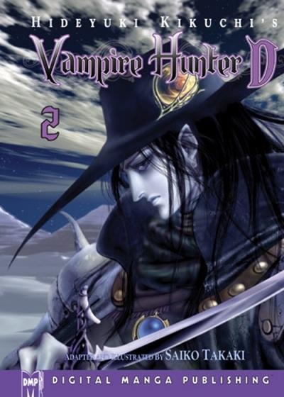 Vampire Hunter D Vol. 2