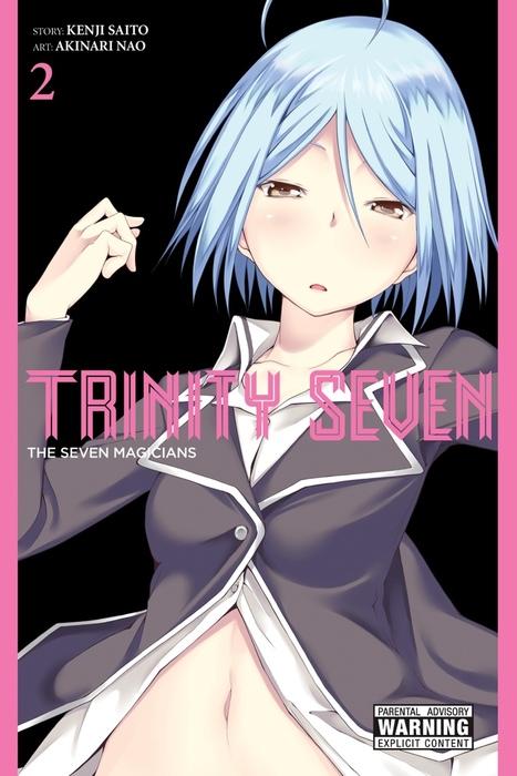 Trinity Seven, Vol. 2拡大写真