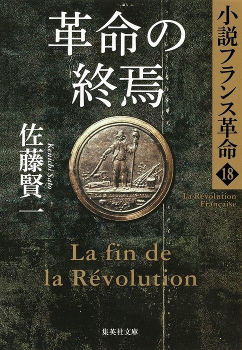 革命の終焉 小説フランス革命18拡大写真