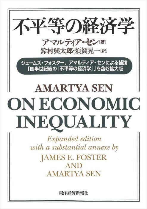 不平等の経済学拡大写真