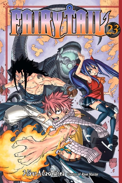 Fairy Tail 23-電子書籍