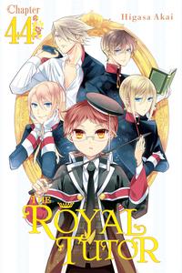 The Royal Tutor, Chapter 44