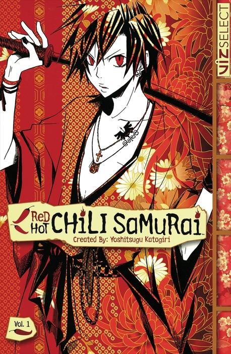 Red Hot Chili Samurai, Vol. 1拡大写真