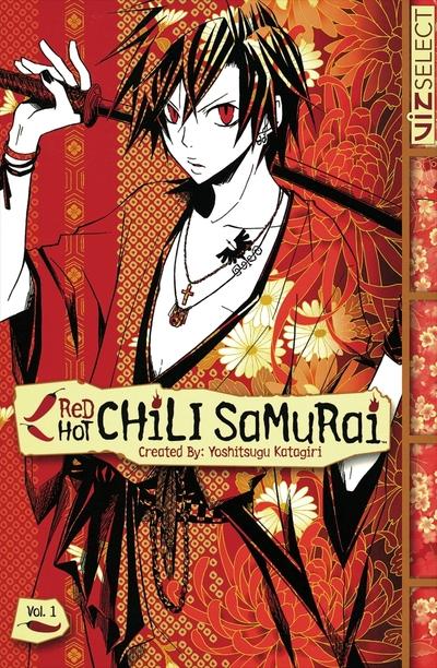 Red Hot Chili Samurai, Vol. 1