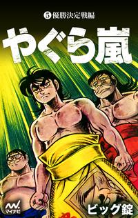 やぐら嵐 第5巻 優勝決定戦編