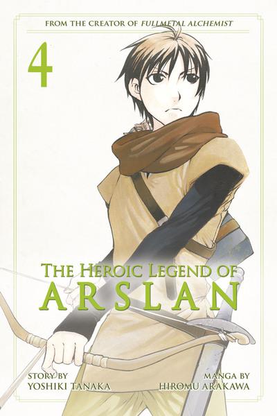 The Heroic Legend of Arslan 4