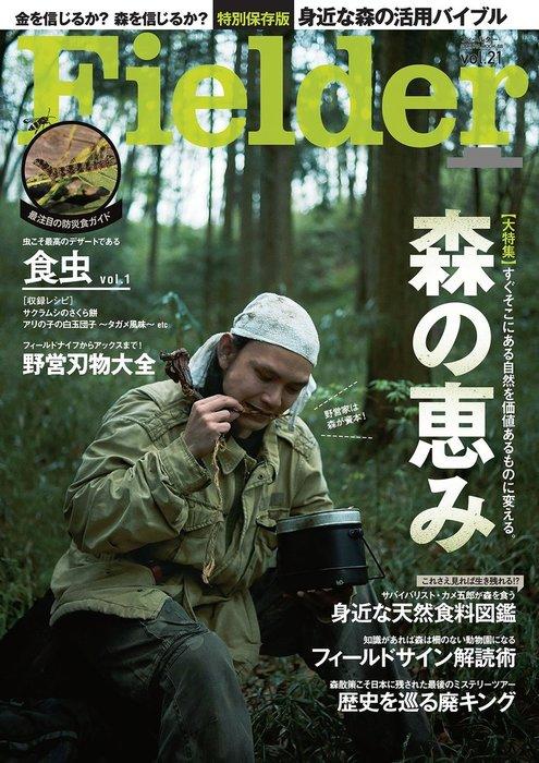 Fielder vol.21-電子書籍-拡大画像