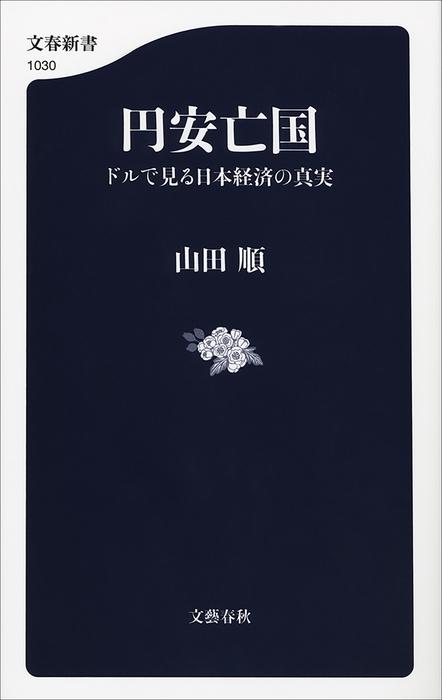 円安亡国 ドルで見る日本経済の真実-電子書籍-拡大画像