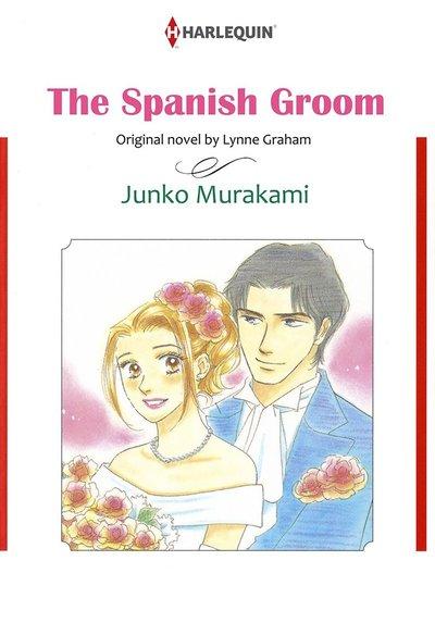 THE SPANISH GROOM-電子書籍