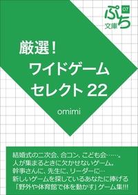 厳選!ワイドゲームセレクト22-電子書籍